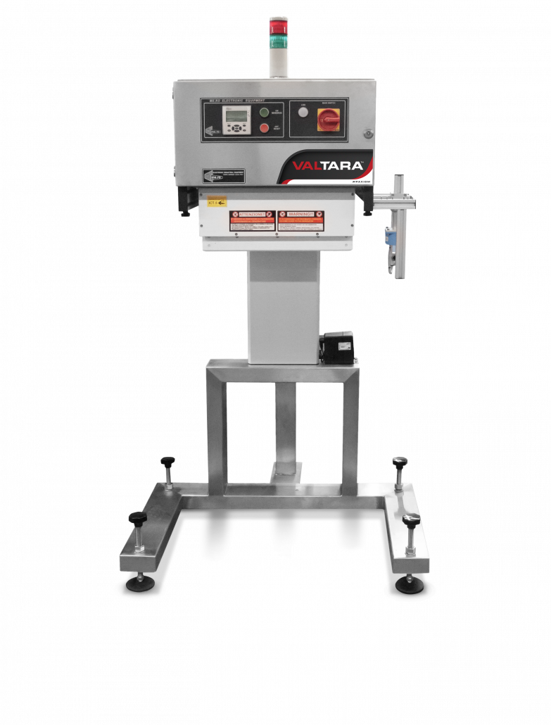 Container Induction Sealing Machine